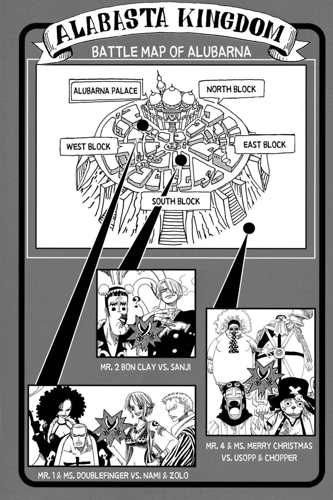 One Piece Chapter 186 Page 20