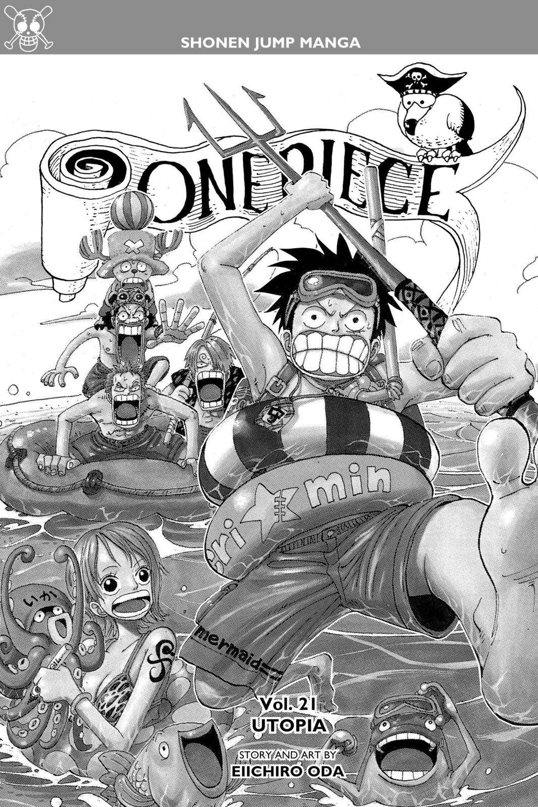 One Piece Chapter 187 Page 4