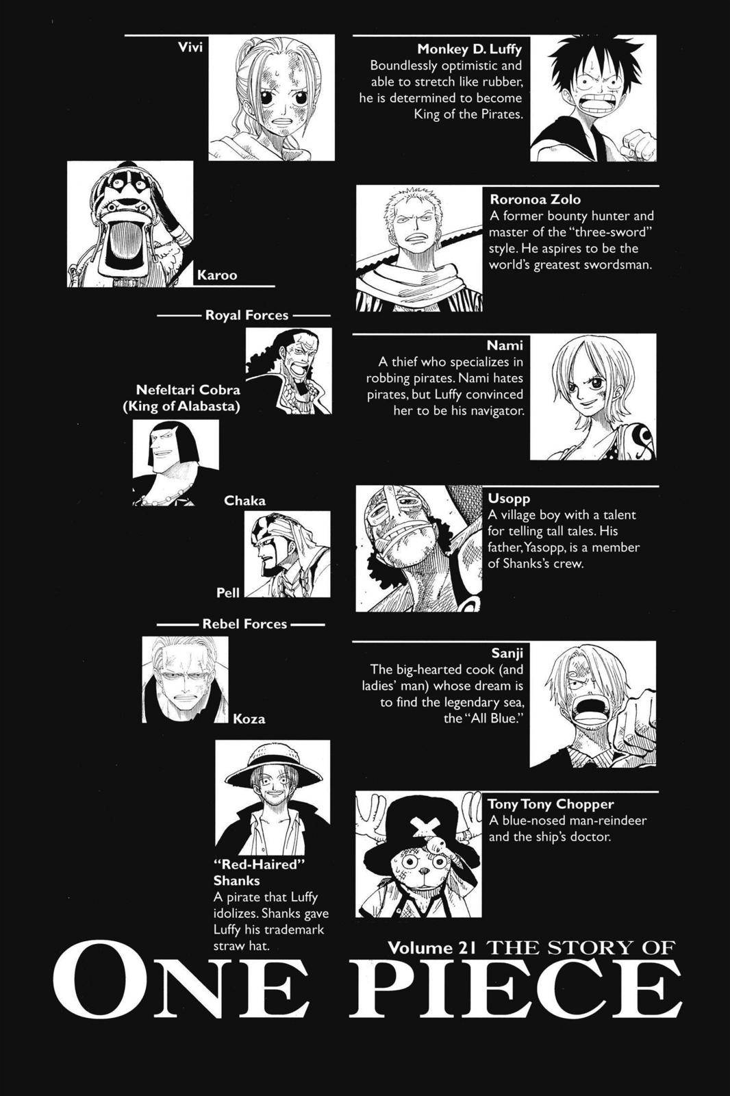 One Piece Chapter 187 Page 5