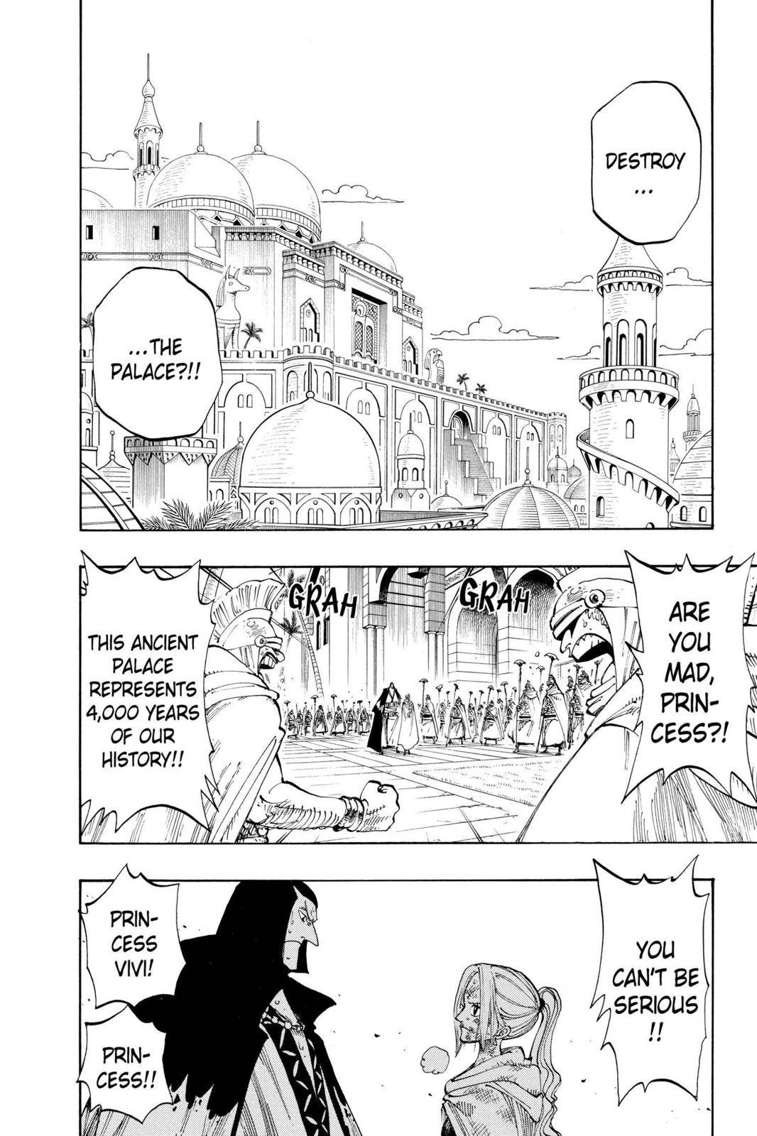 One Piece Chapter 188 Page 2