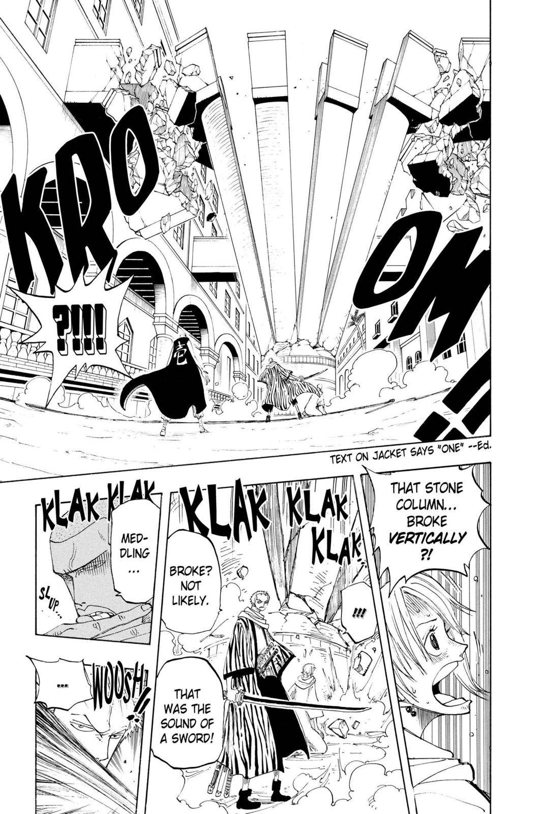 One Piece Chapter 190 Page 5
