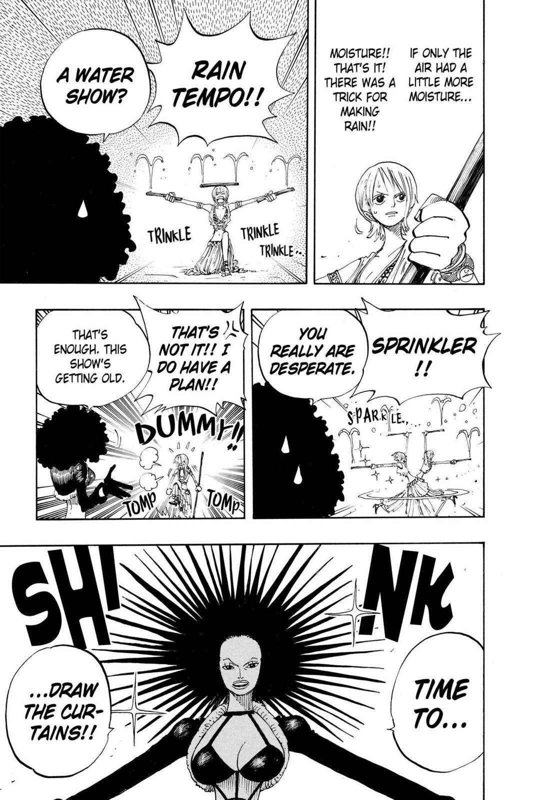One Piece Chapter 192 Page 11