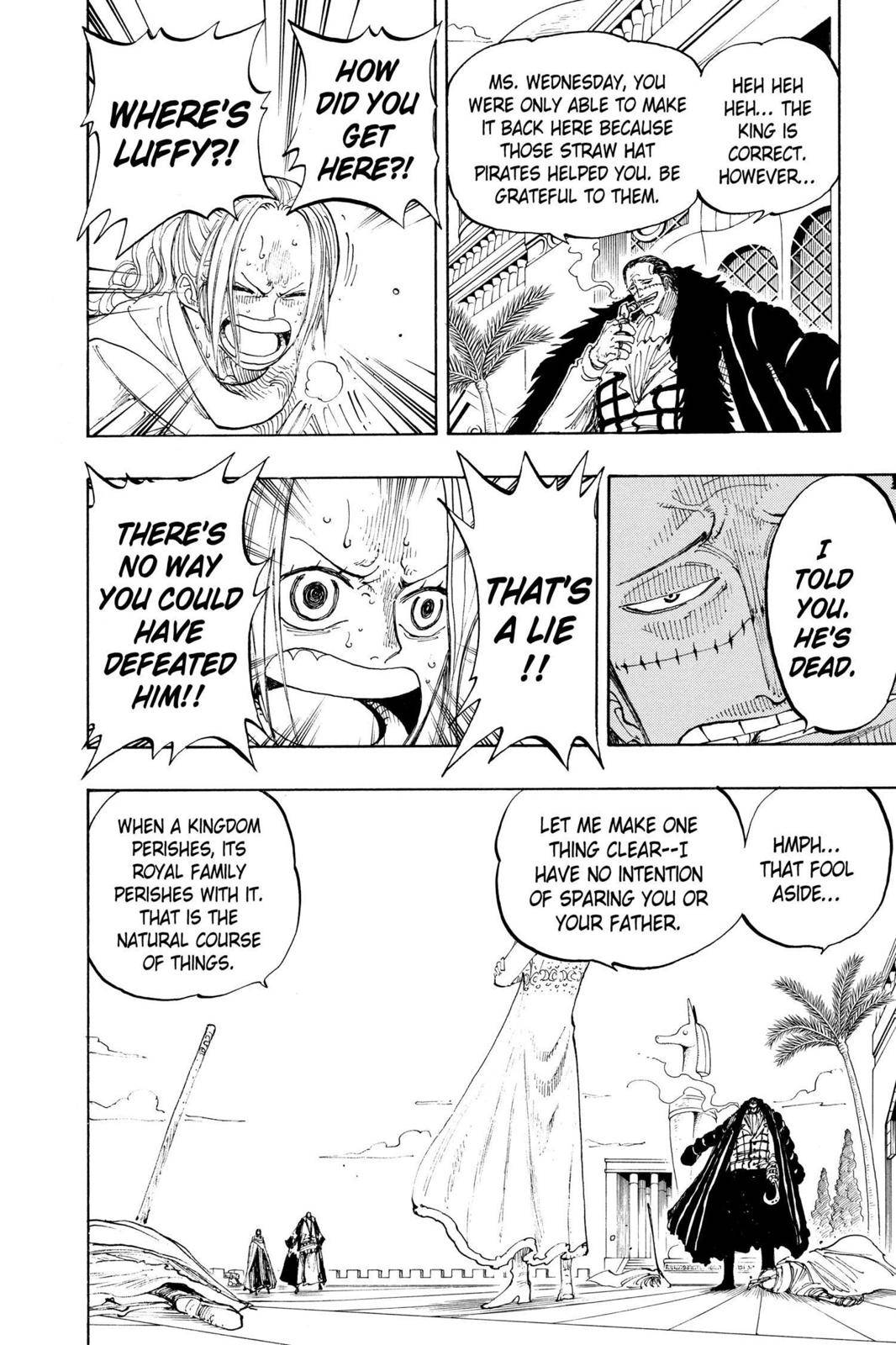One Piece Chapter 192 Page 6