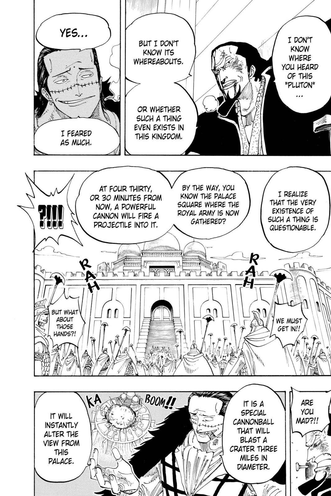 One Piece Chapter 193 Page 11