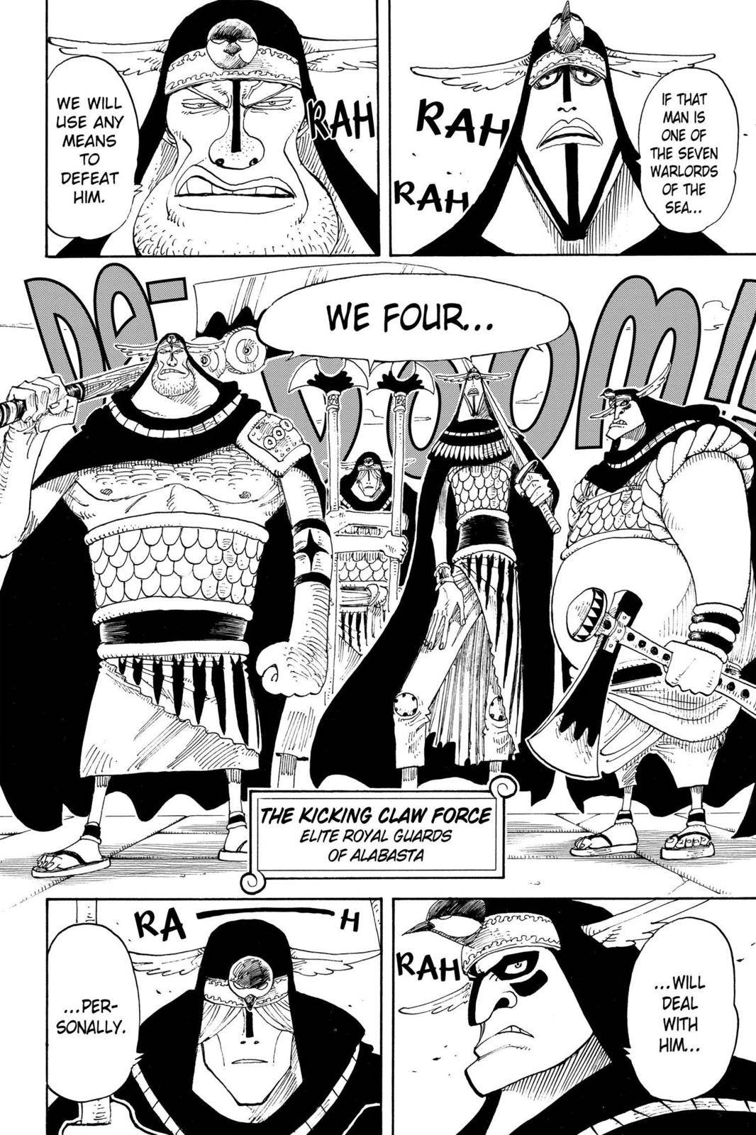 One Piece Chapter 196 Page 11