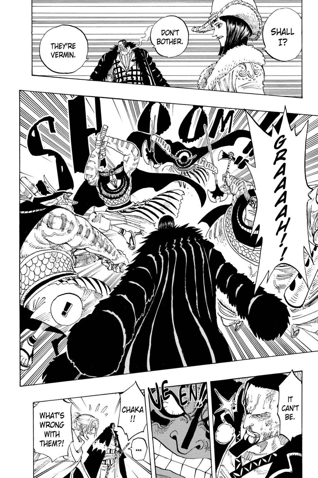 One Piece Chapter 196 Page 13
