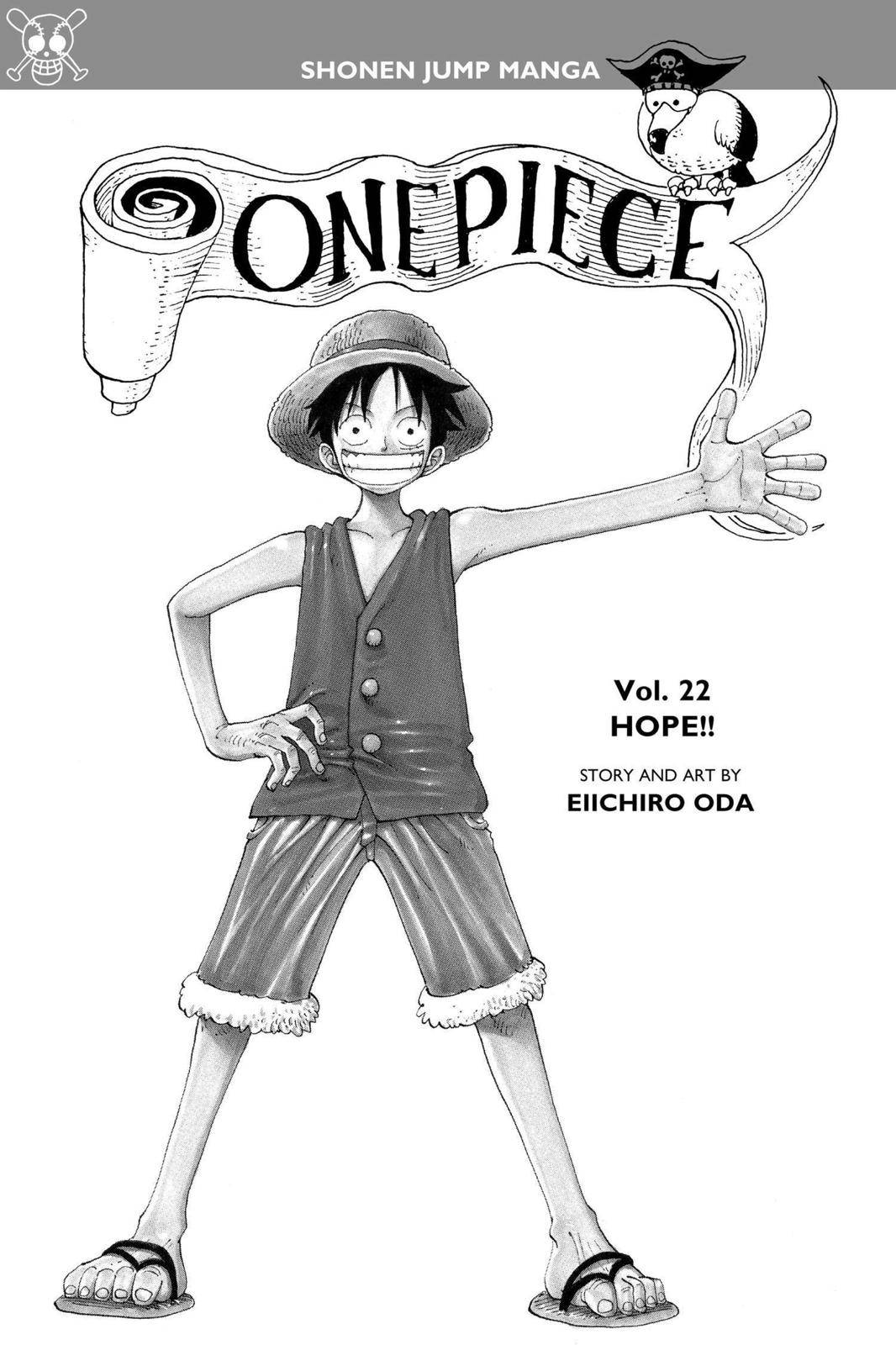 One Piece Chapter 196 Page 4