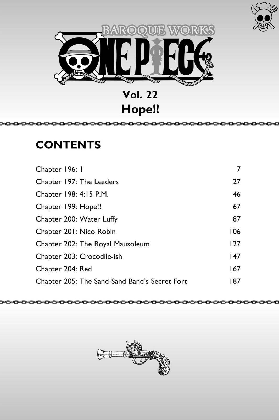 One Piece Chapter 196 Page 7