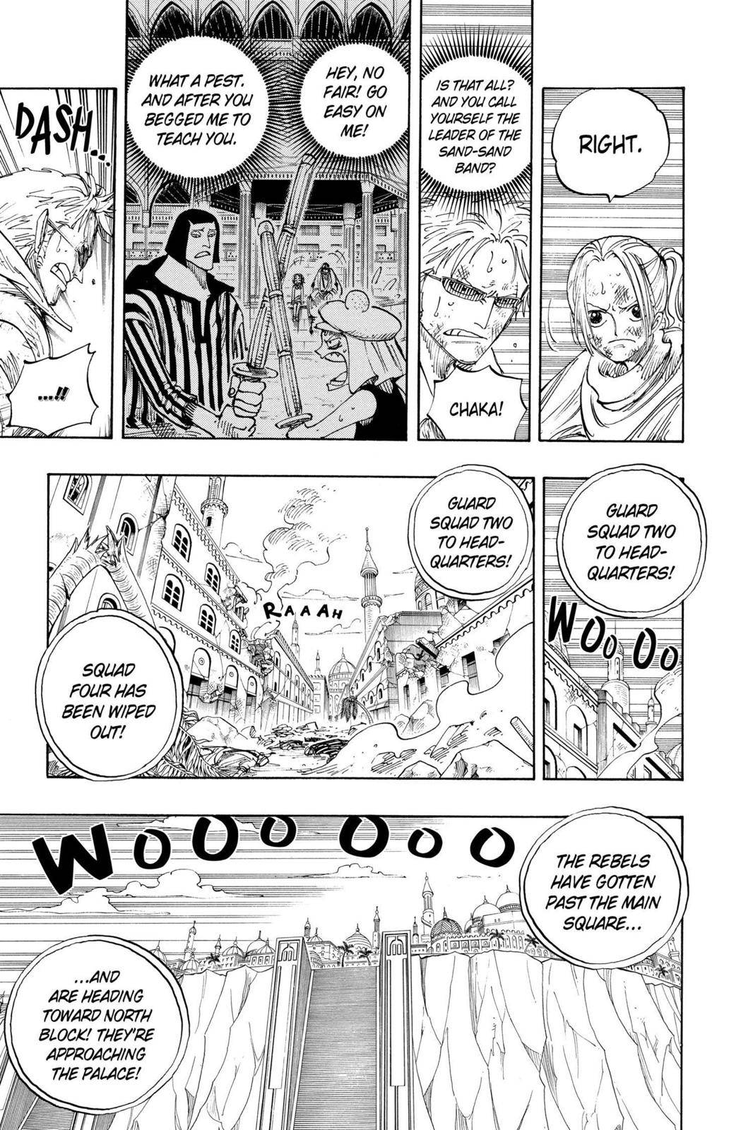 One Piece Chapter 197 Page 13
