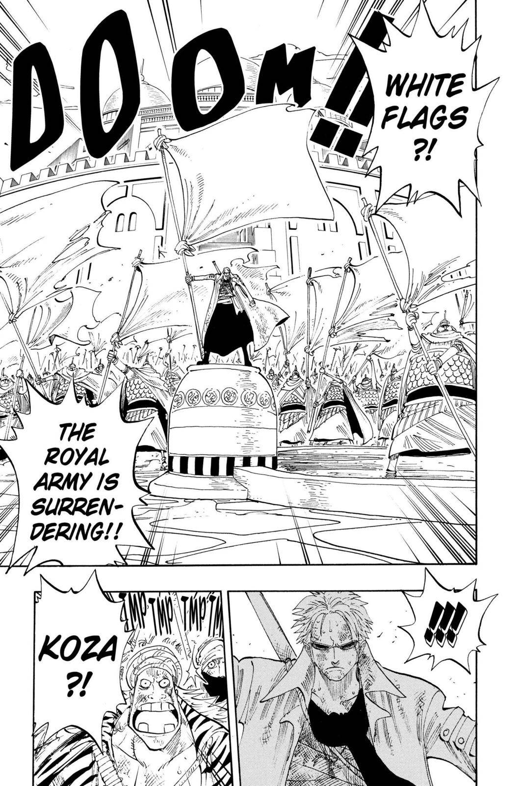 One Piece Chapter 197 Page 17