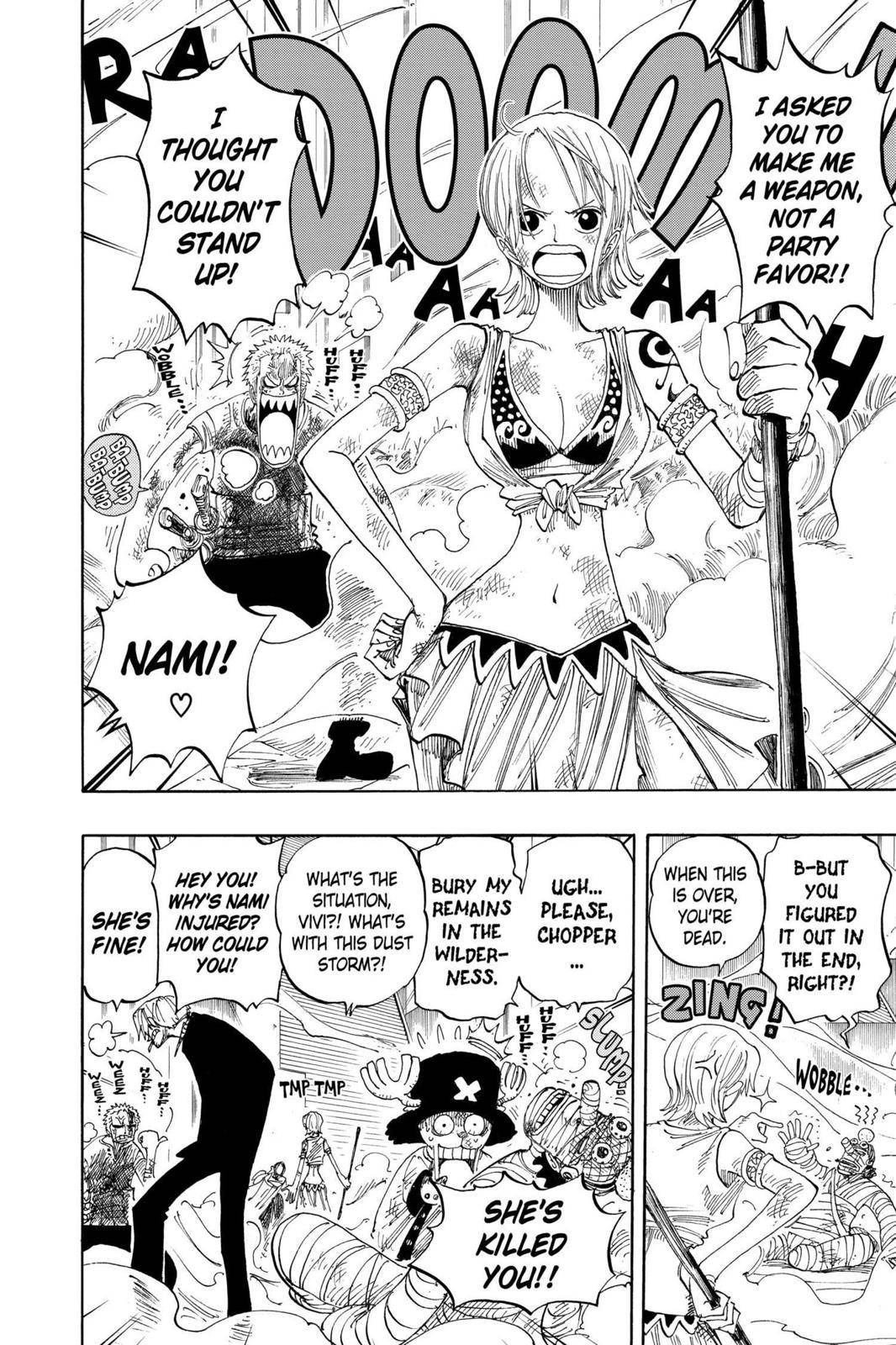 One Piece Chapter 199 Page 8