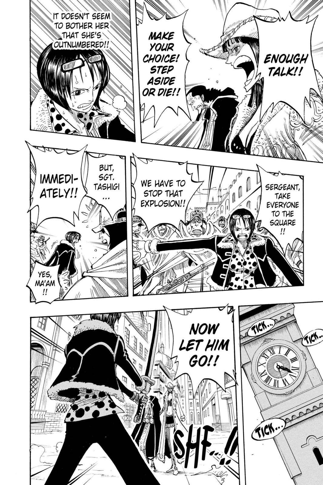 One Piece Chapter 201 Page 16