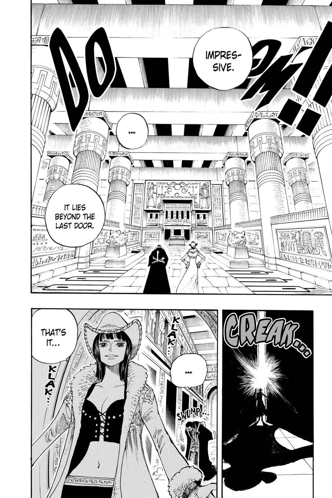 One Piece Chapter 202 Page 8