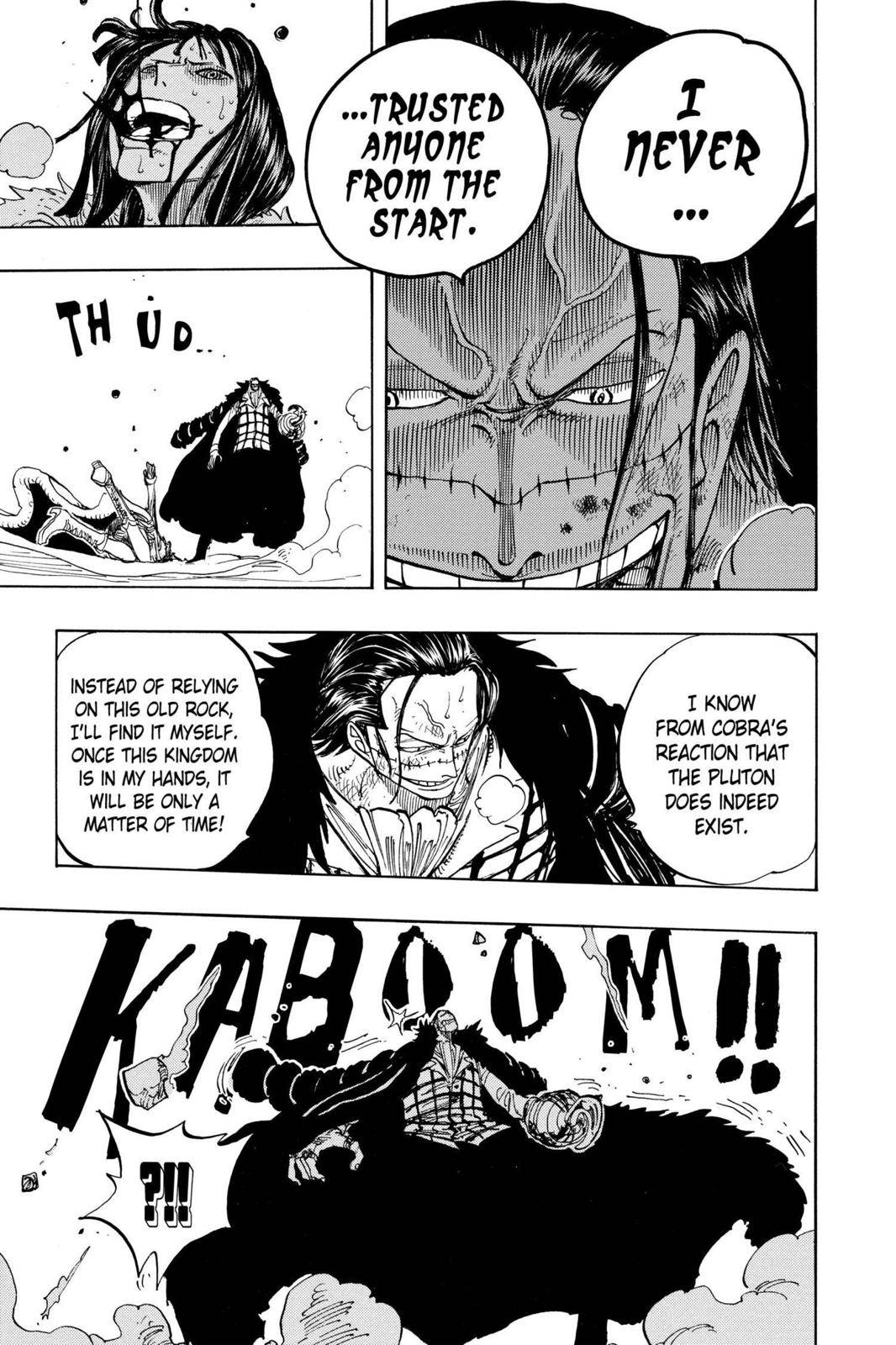One Piece Chapter 203 Page 11