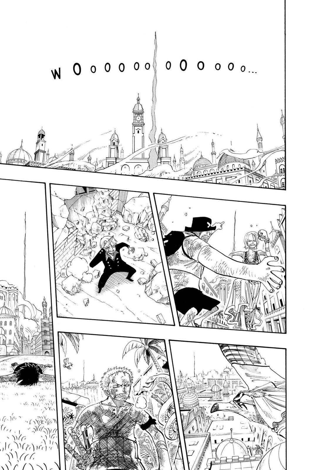 One Piece Chapter 203 Page 17