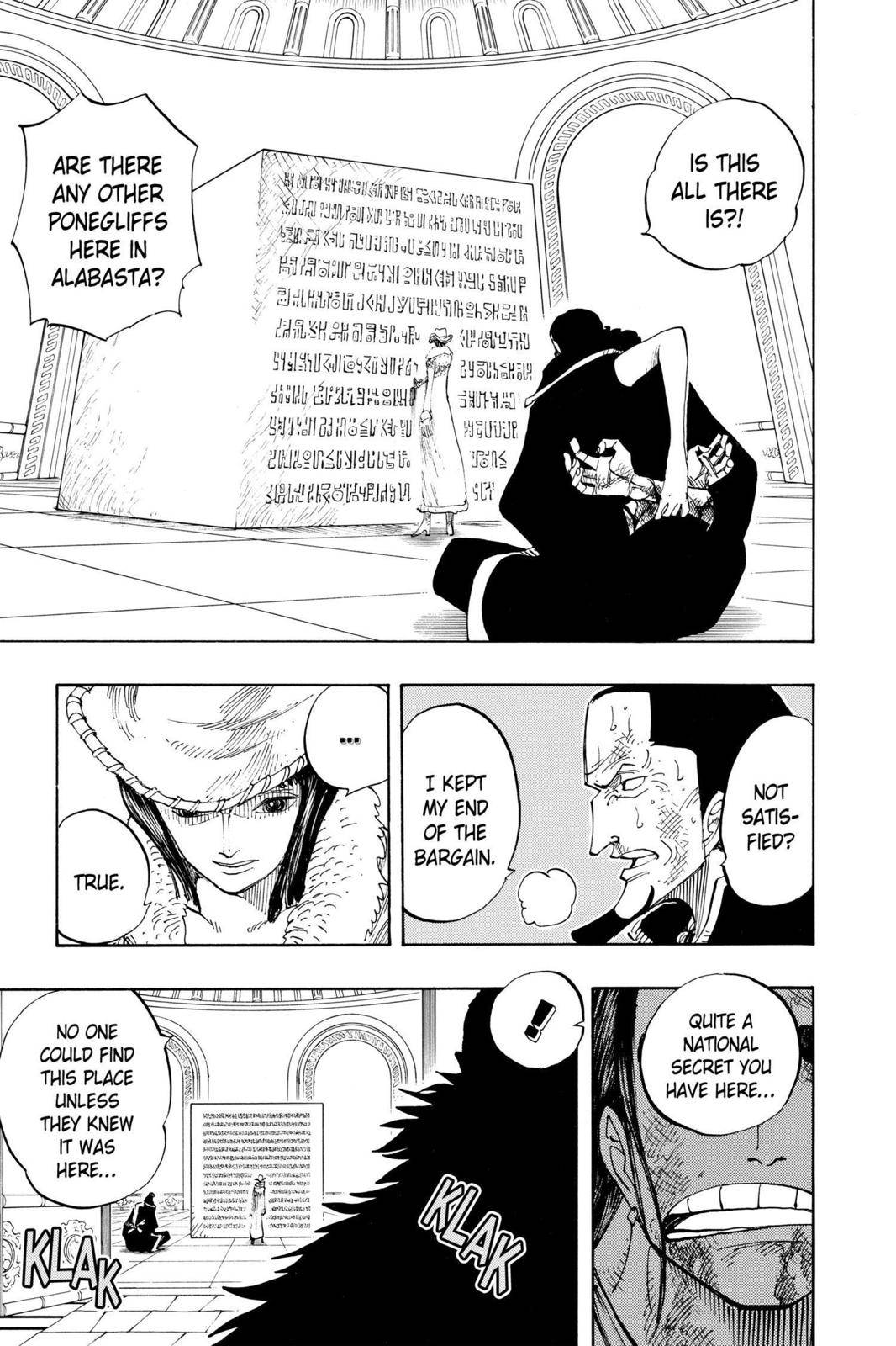 One Piece Chapter 203 Page 3