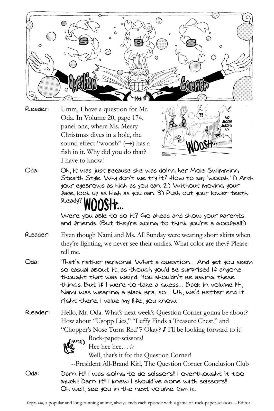 One Piece Chapter 204 Page 20