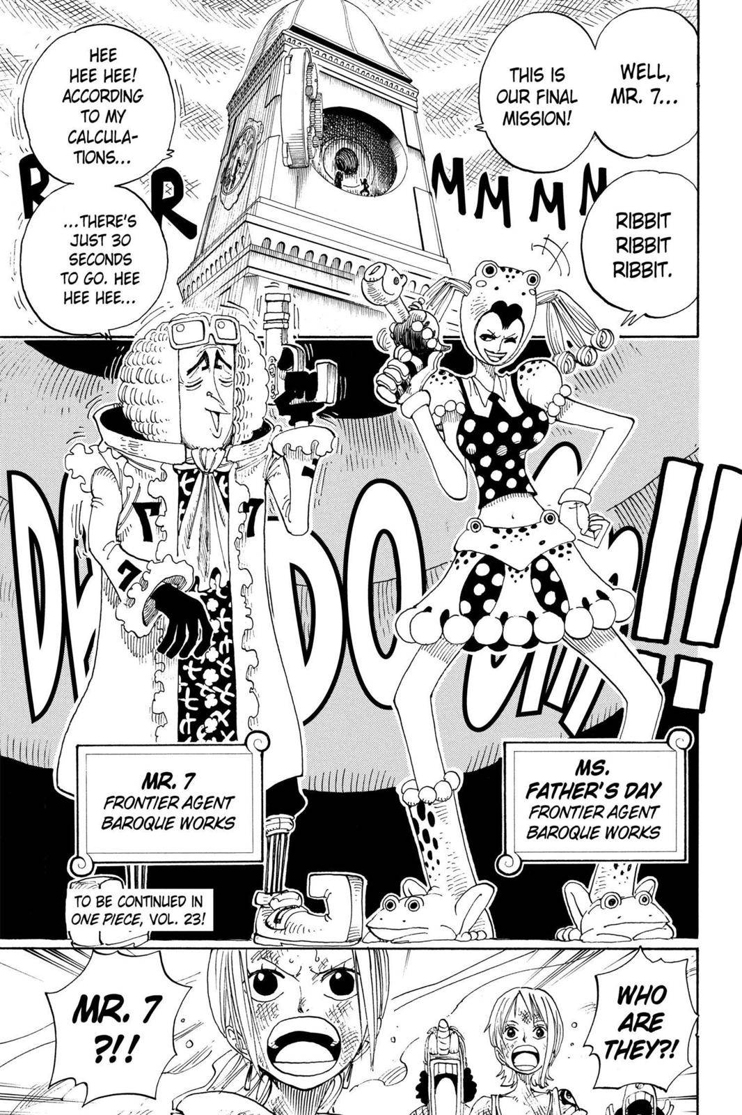One Piece Chapter 205 Page 19