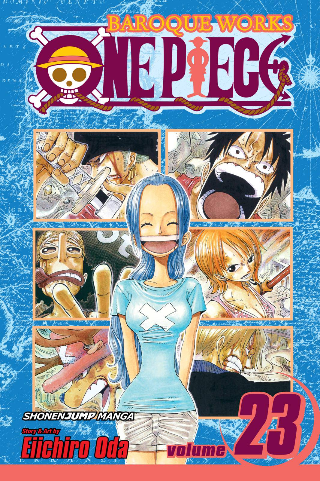 One Piece Chapter 206 Page 1