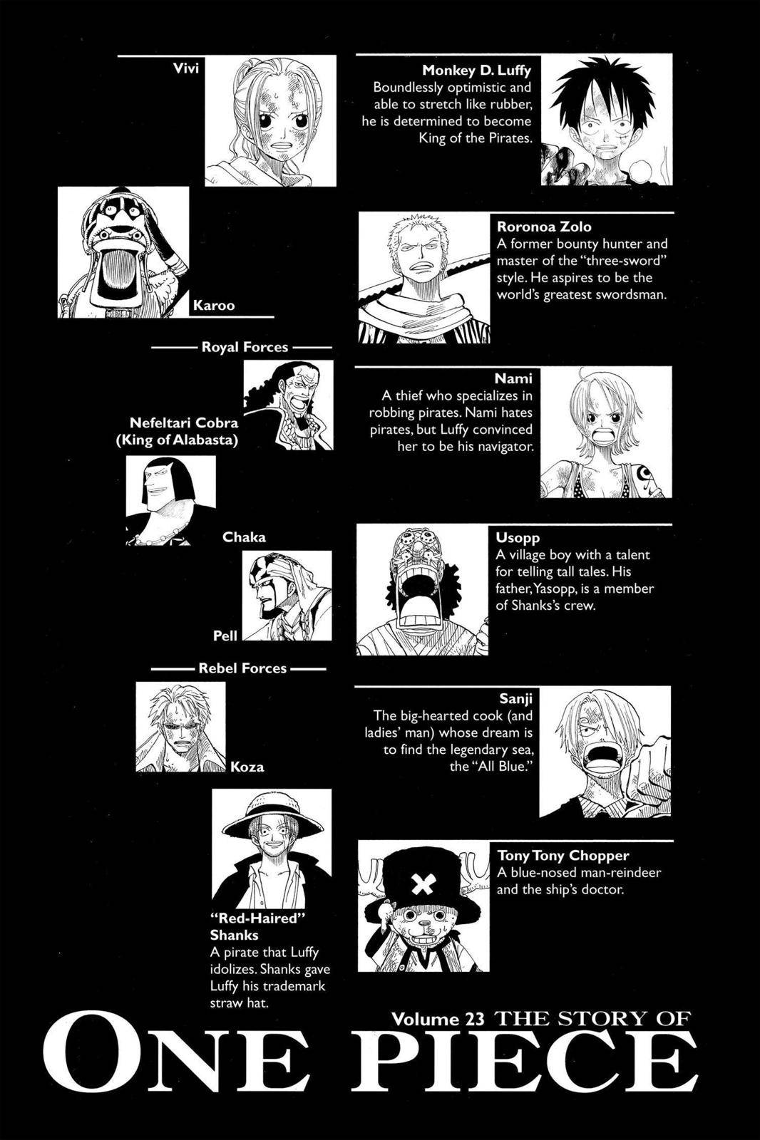 One Piece Chapter 206 Page 5