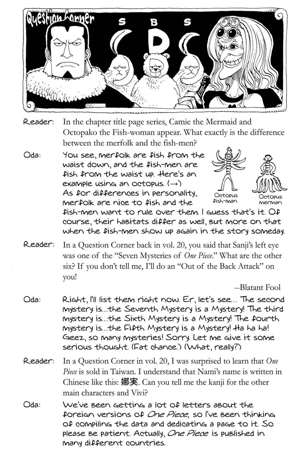 One Piece Chapter 208 Page 19