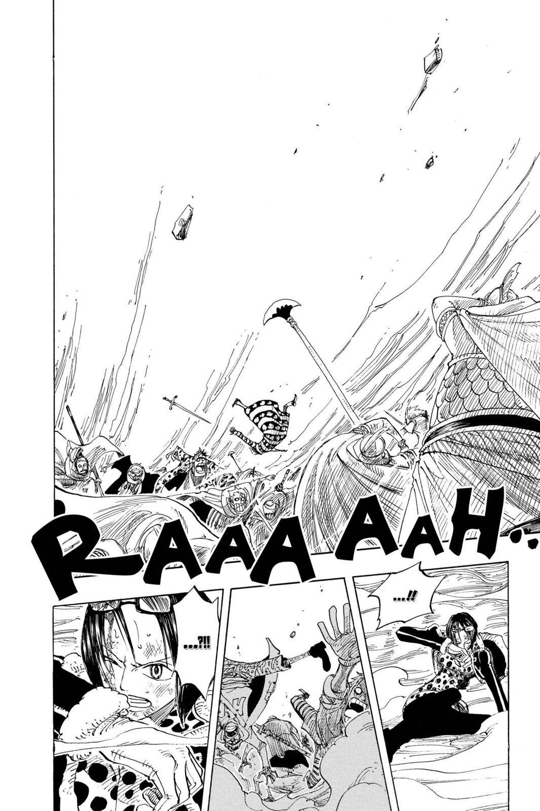 One Piece Chapter 209 Page 2