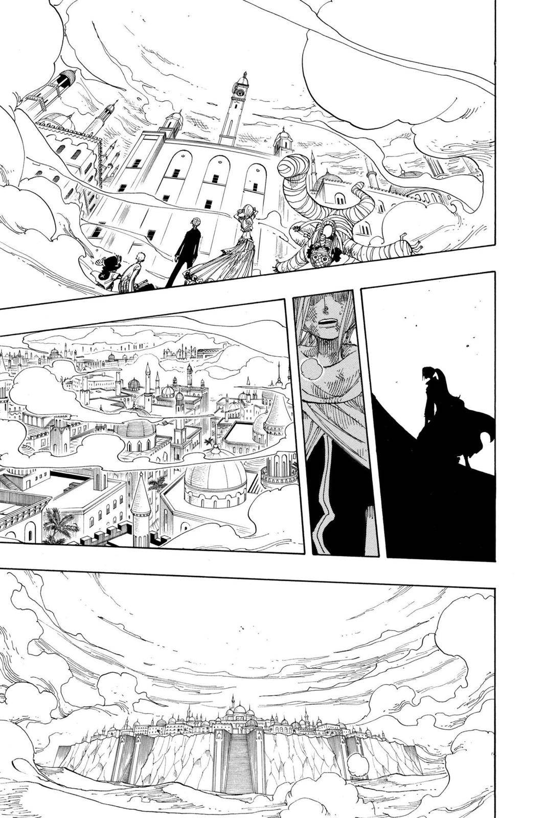One Piece Chapter 209 Page 3