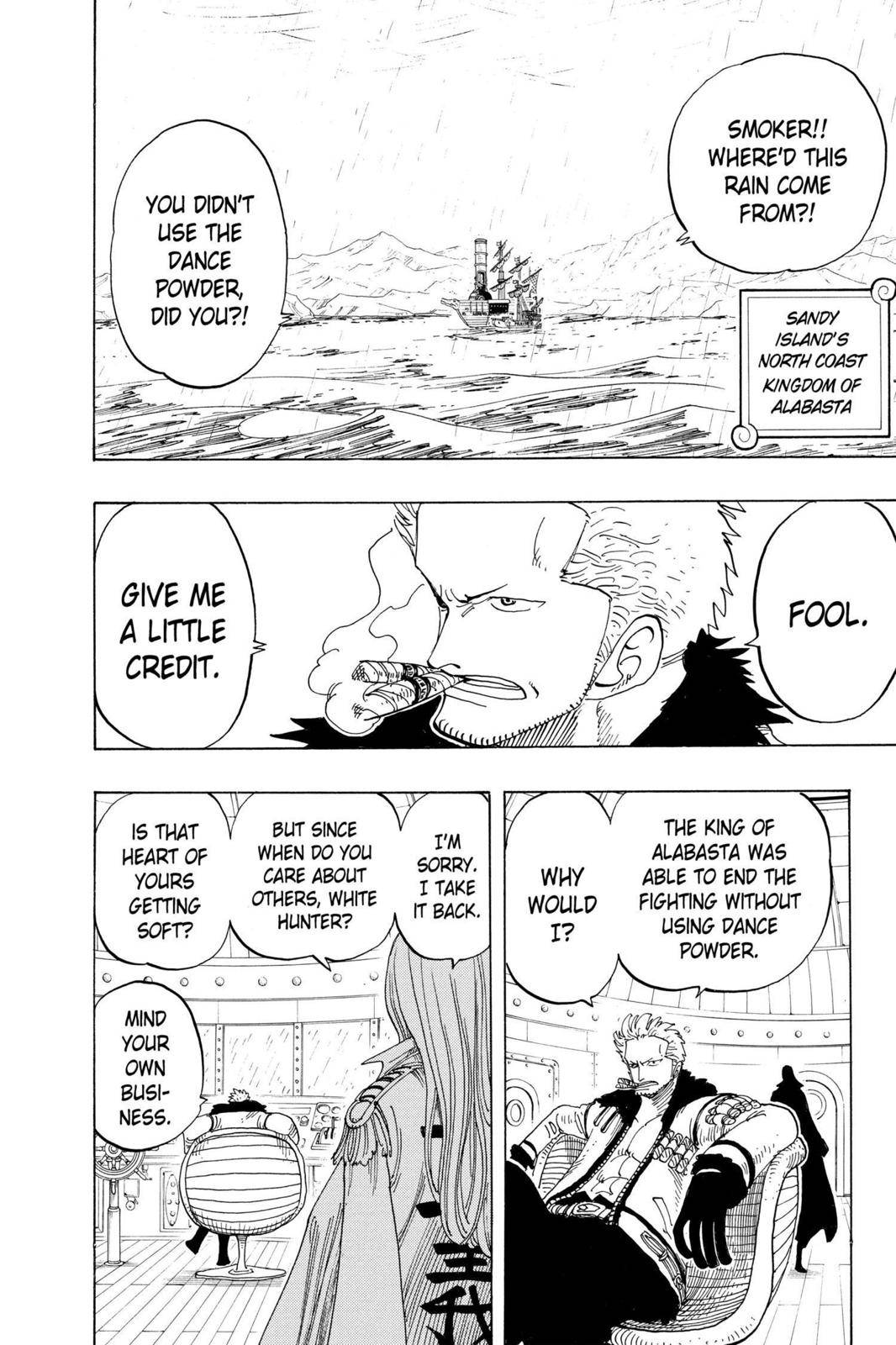 One Piece Chapter 212 Page 2