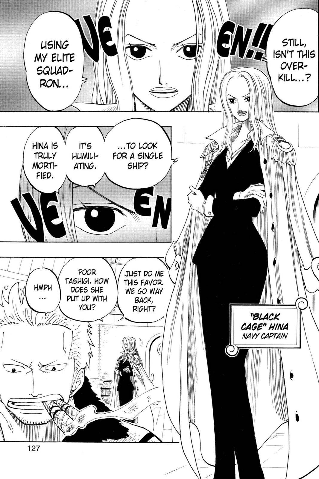 One Piece Chapter 212 Page 3