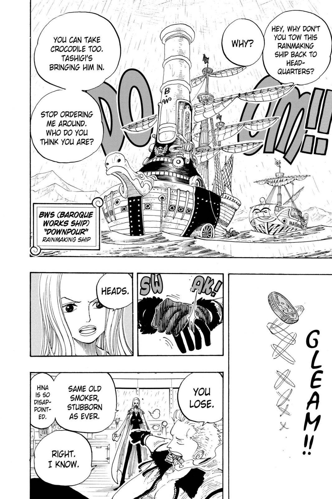 One Piece Chapter 212 Page 4