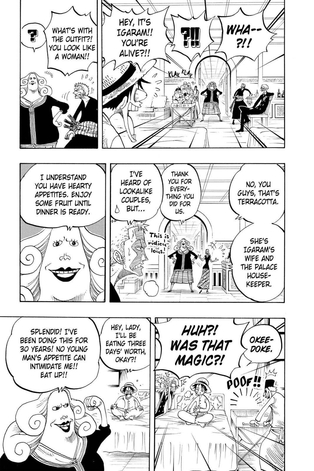 One Piece Chapter 213 Page 11