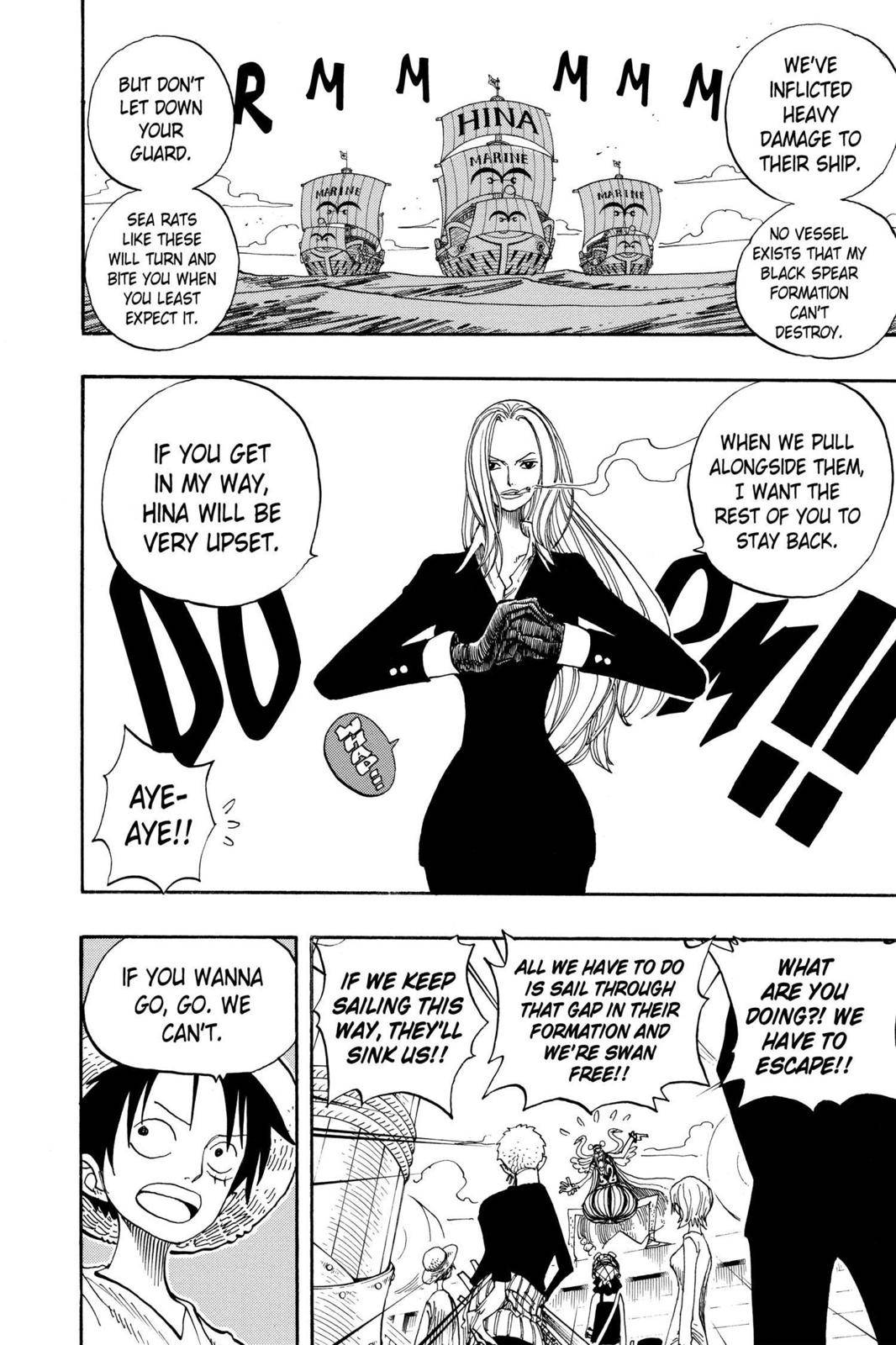 One Piece Chapter 215 Page 10