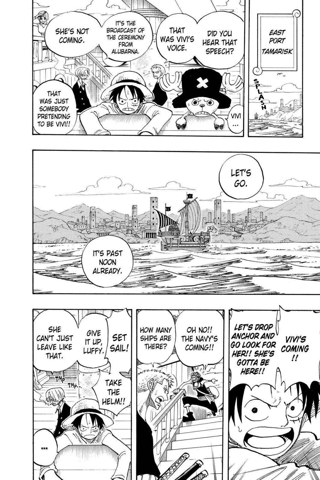 One Piece Chapter 216 Page 10
