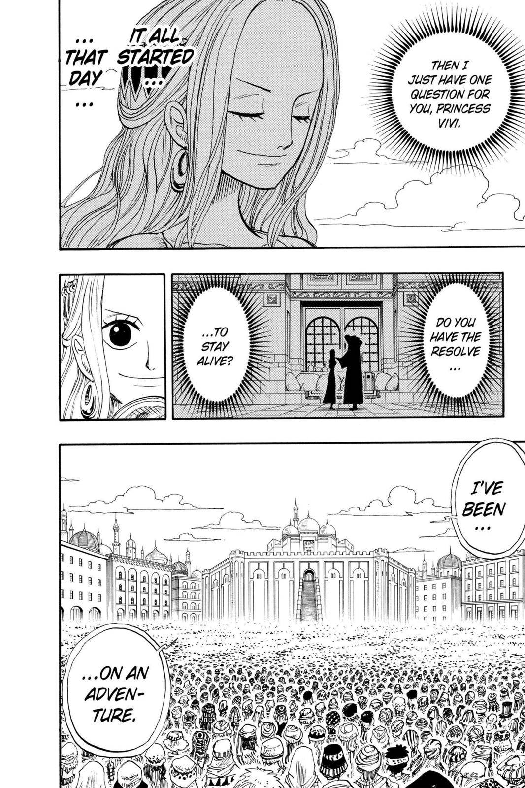 One Piece Chapter 216 Page 6