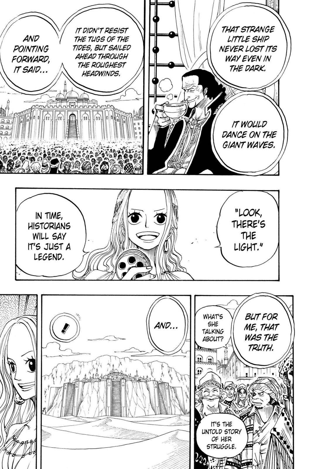 One Piece Chapter 216 Page 9