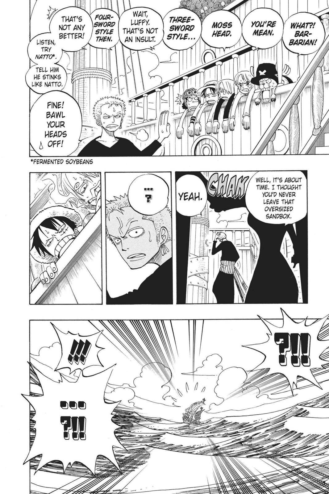 One Piece Chapter 217 Page 22