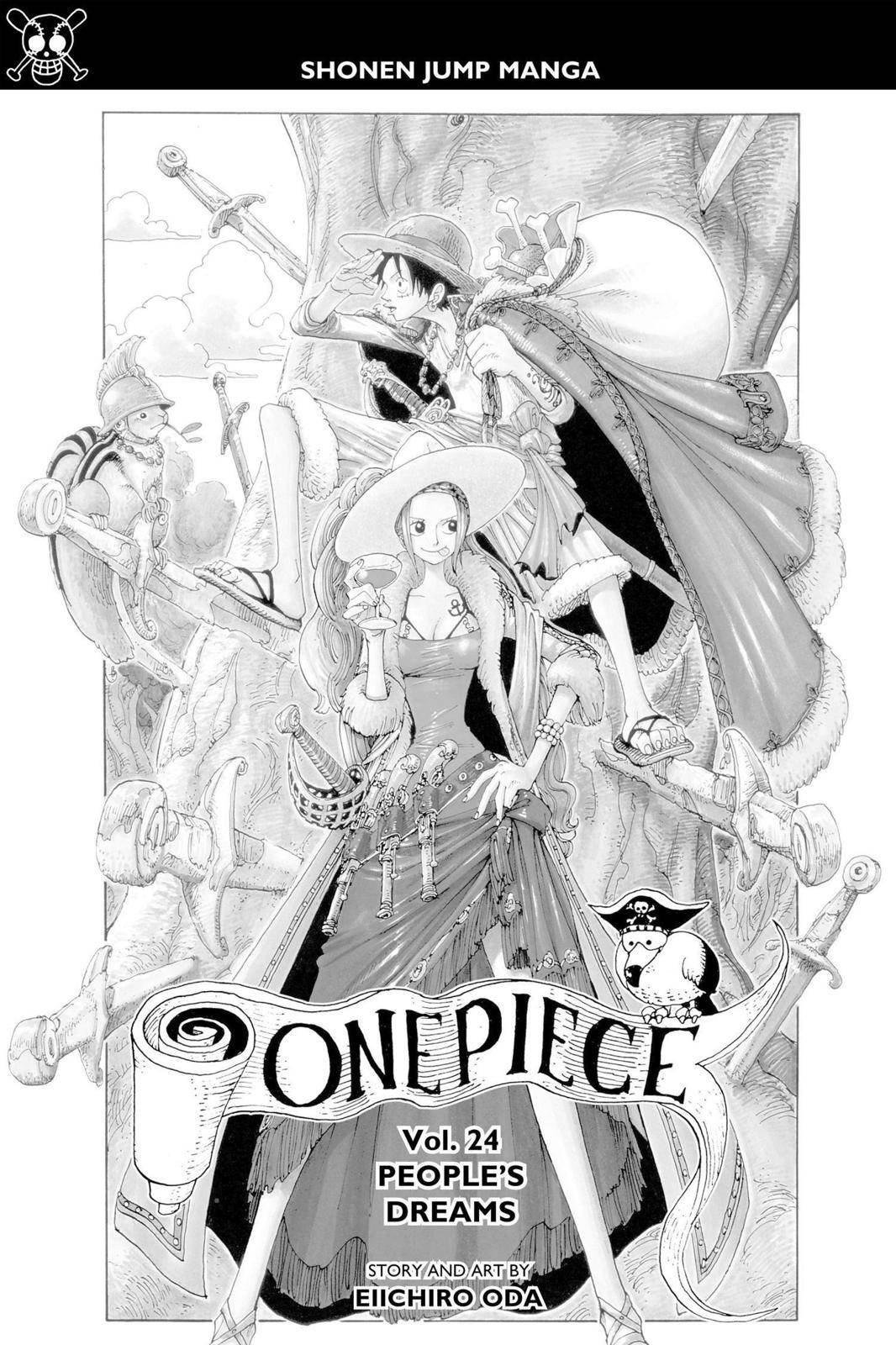 One Piece Chapter 217 Page 4