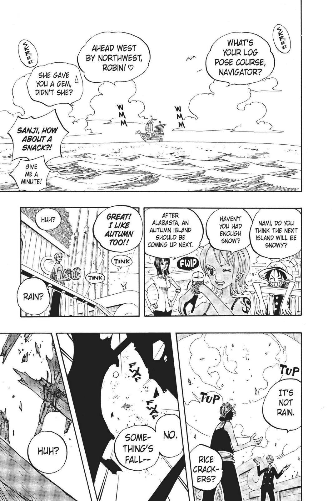 One Piece Chapter 218 Page 13