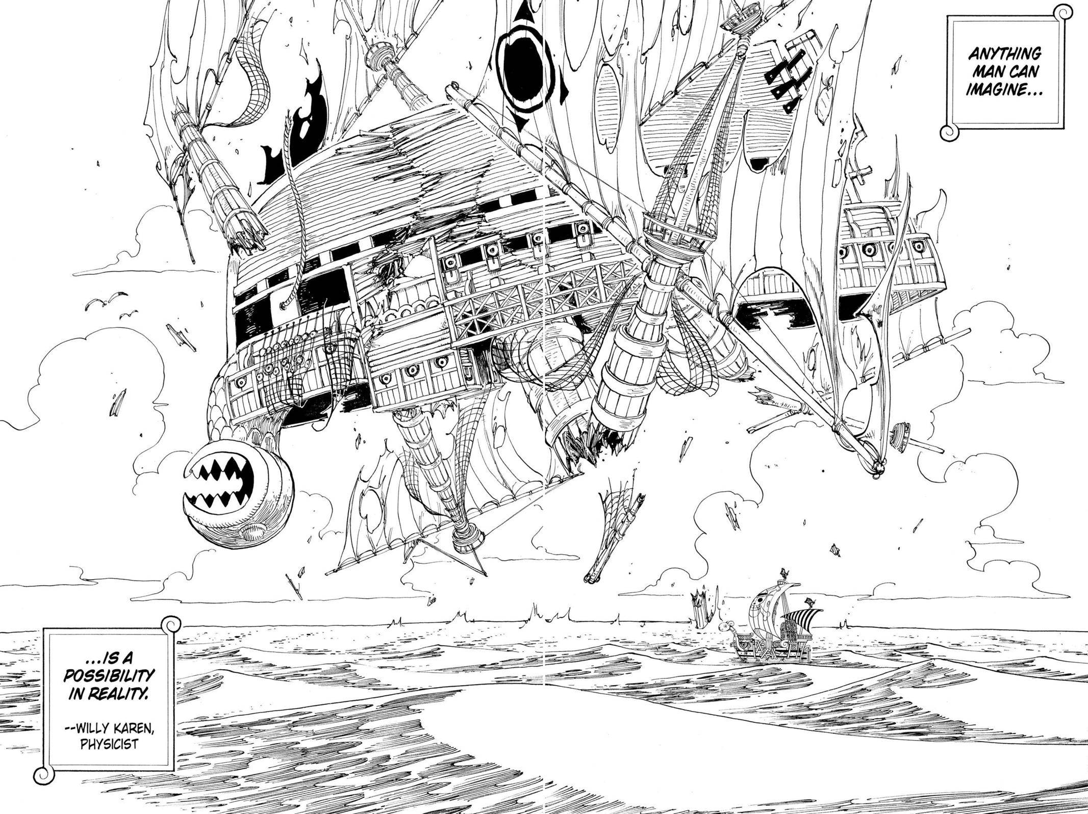 One Piece Chapter 218 Page 14