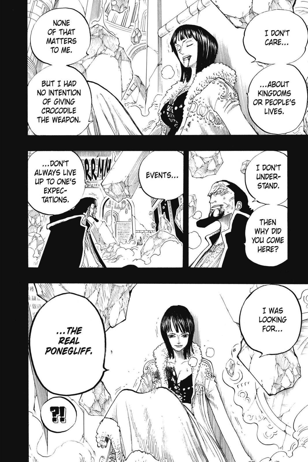 One Piece Chapter 218 Page 4