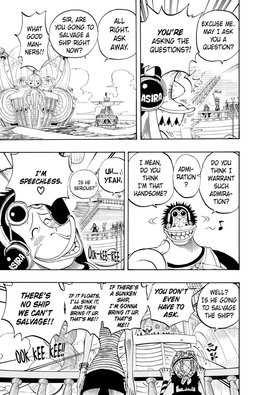 One Piece Chapter 219 Page 17