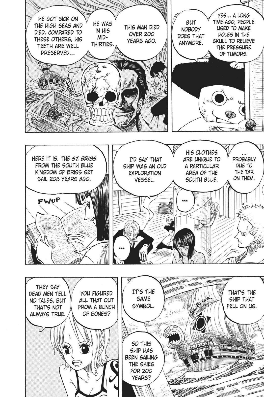 One Piece Chapter 219 Page 6