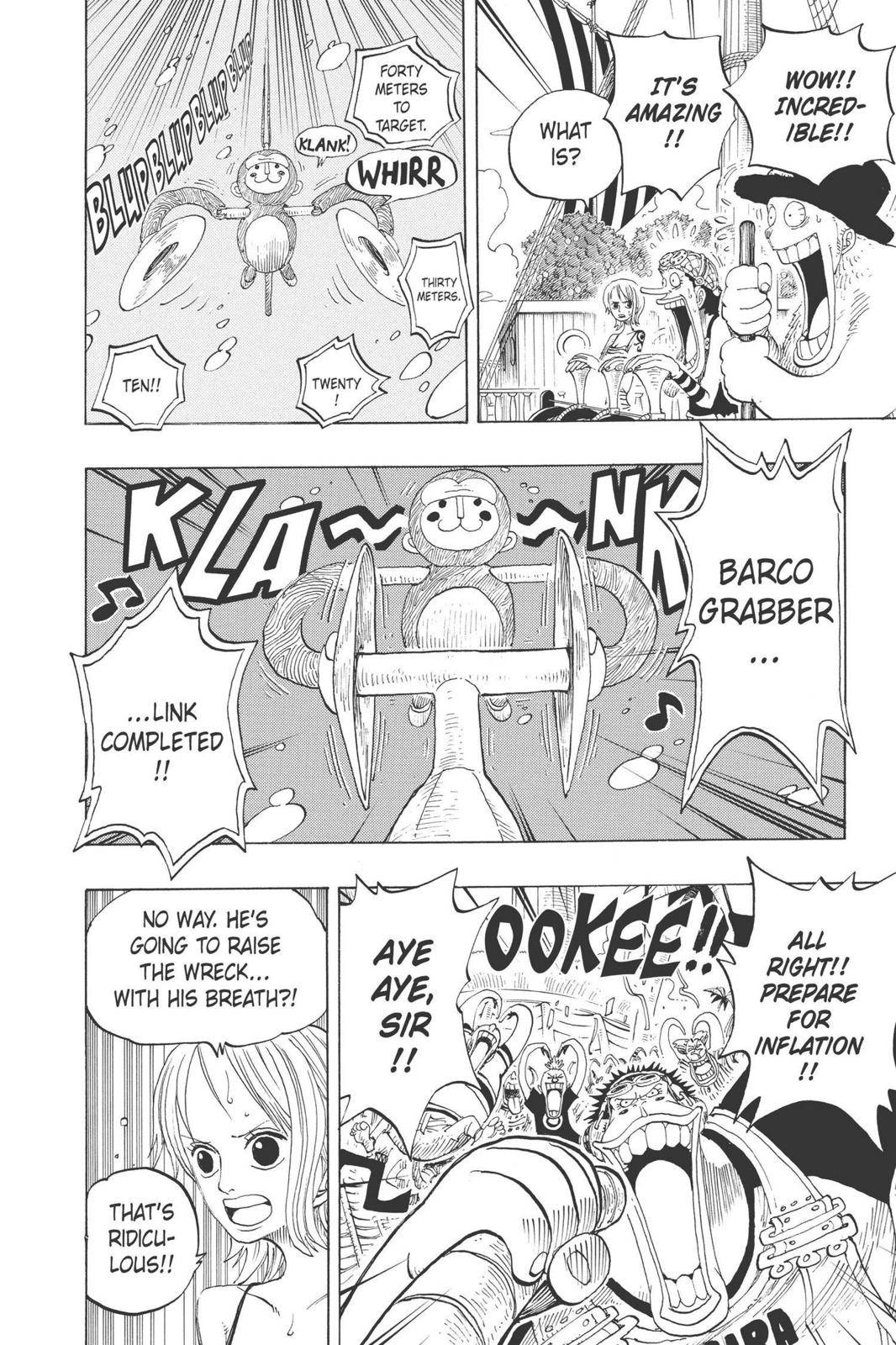 One Piece Chapter 220 Page 10