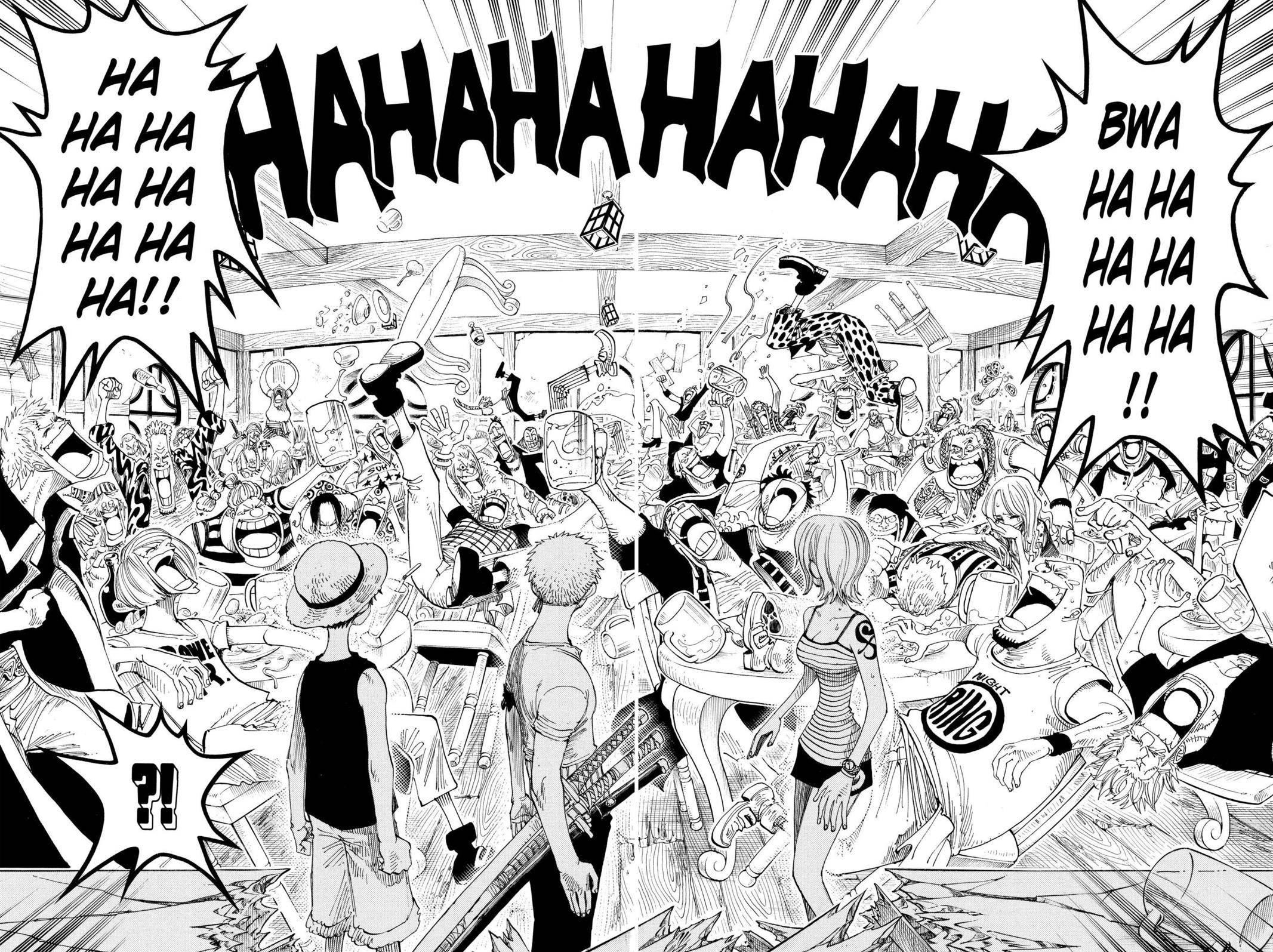 One Piece Chapter 224 Page 12
