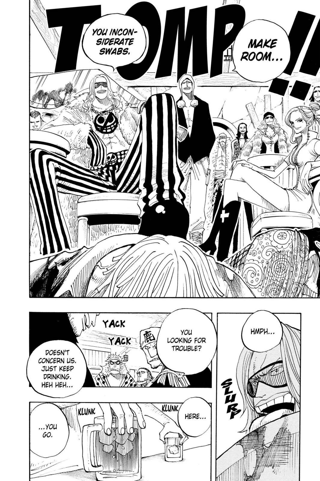 One Piece Chapter 224 Page 6