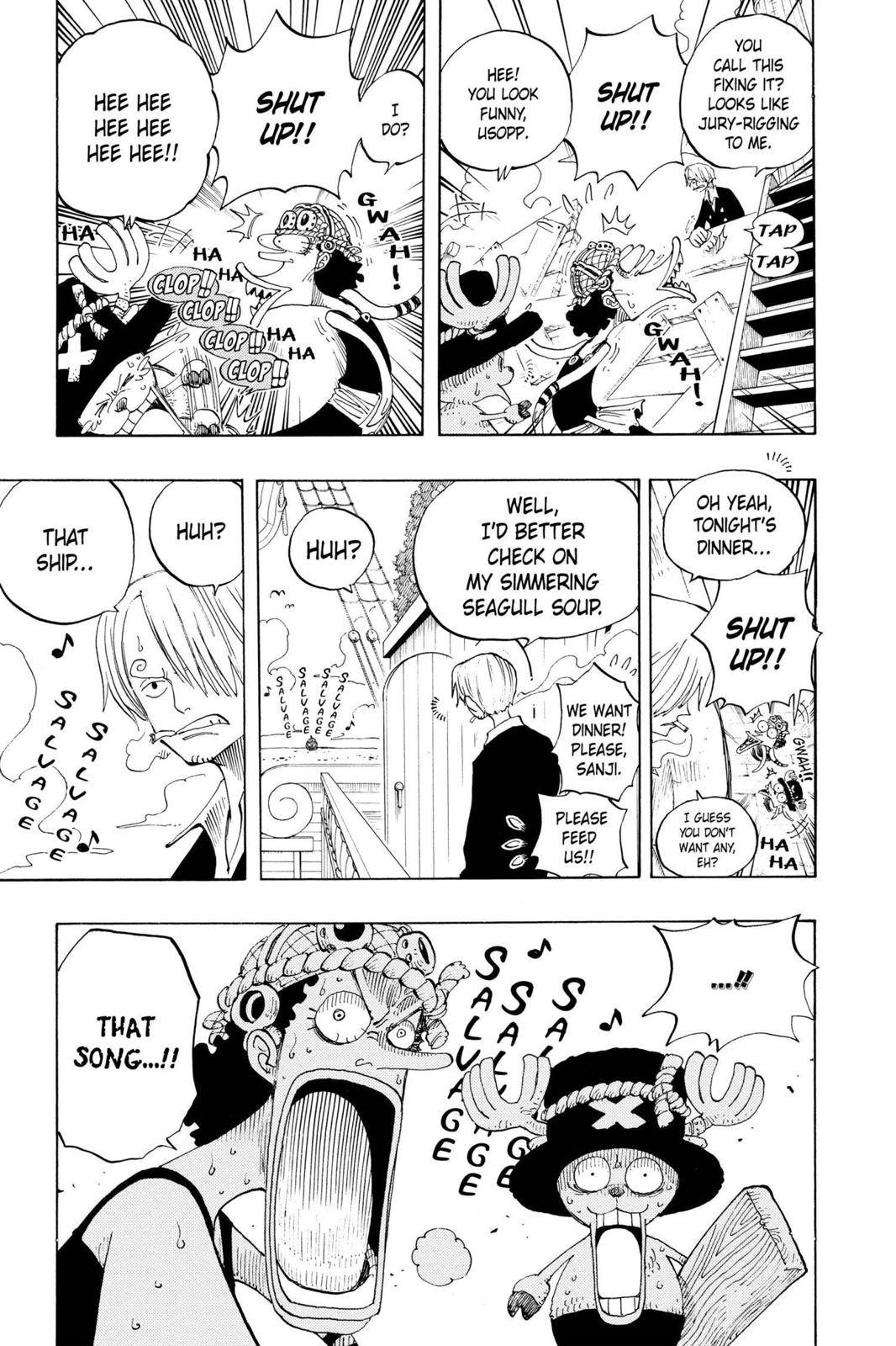 One Piece Chapter 225 Page 18