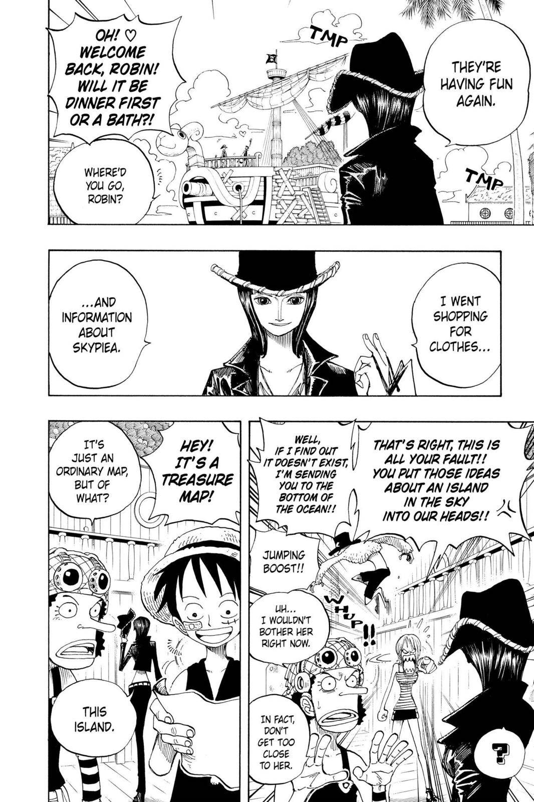 One Piece Chapter 226 Page 6