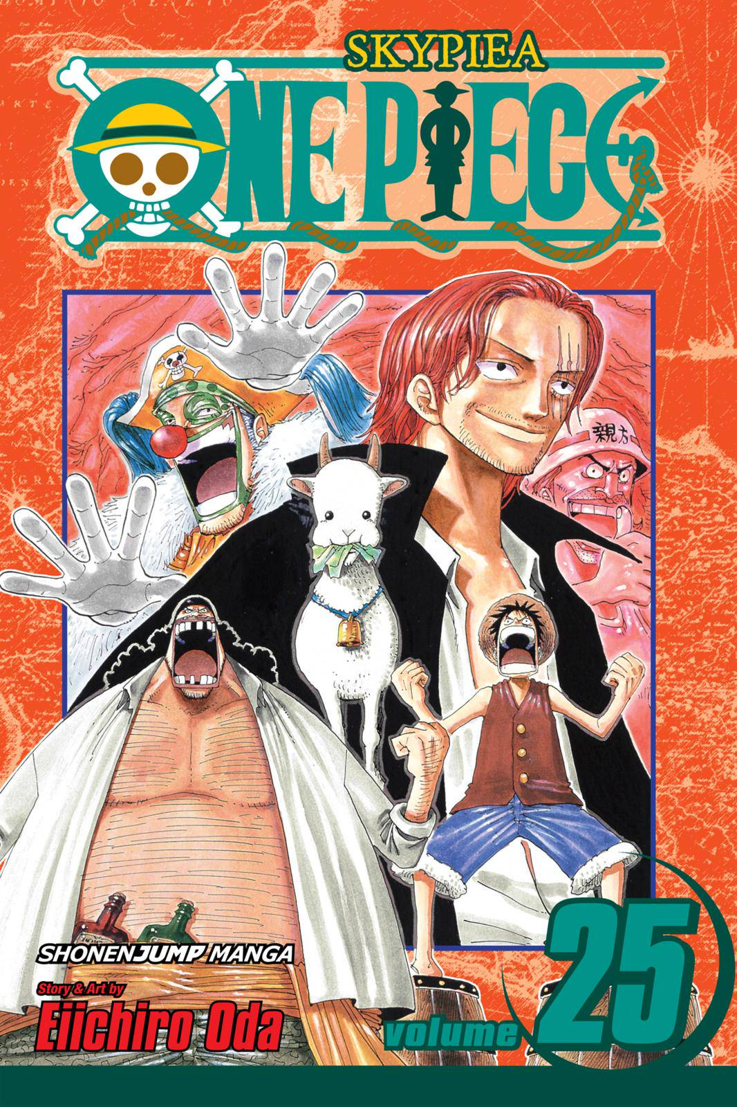 One Piece Chapter 227 Page 1