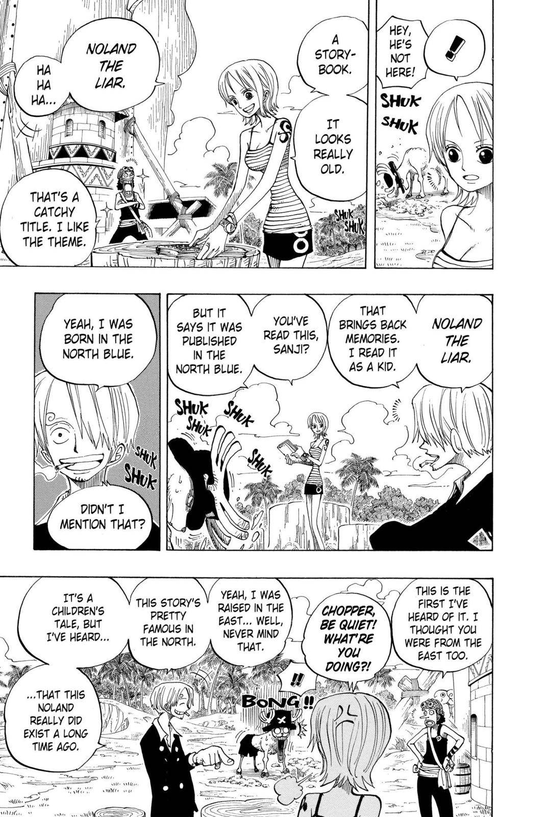 One Piece Chapter 227 Page 13