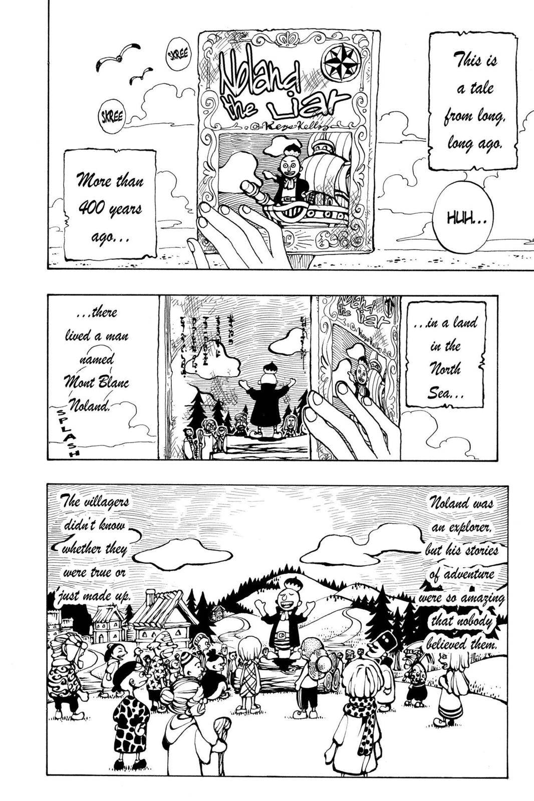 One Piece Chapter 227 Page 14